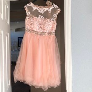 Vintage homecoming dress